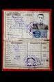 Carte d'identité du maquisard, 1943