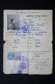 Fausse carte d'identité, 1943