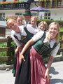 Marketenderinnen der Erzherzog Johann Musikkapelle Altenmarkt