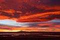 Atacama/Chile, Sonnenuntergang