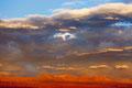 Chile: Atacama-Wüste, Sonnenuntergang