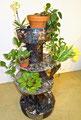 arbre à fondue, métal (déclinaison 2)
