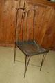 Chaise, métal Sfr. 500.-
