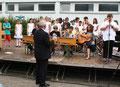 Chor und Instrumentalgruppe der IGS Wörth