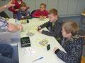 Auch in der Orientierungsstufe befassen sich die Schülerinnen im Fach Naturwissenschaften mit Stromkreisen
