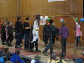 Rope skipping: Klasse 5c