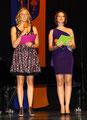 Moderatorenduo - Nicole Lang und Milena Neu (10d)