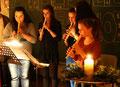 Flötengruppe der 8. Klassen
