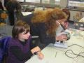 Schnupperunterricht Naturwissenschaften