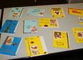 Weihnachtskartenbasar der Klasse 7d