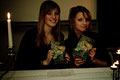 Nicole Lang und Michelle Wolf, beide 9d