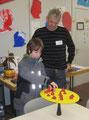 Im Jugendbüro bei unserem Schulsozialarbeiter Gerald Claus