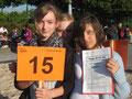RiegenführerInnen der 10. Klassen: Katharina, Alena und Jasmin