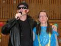 Unser Verbindungslehrerteam: Michael Kuhlmann und Stefanie Fath