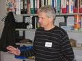 Unser Schulsozialarbeiter Gerald Claus erklärt das Konzept der Schulsozialarbeit