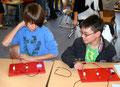 Elektronik - eine für viele unserer Schülerinnen und Schüler interessante Sparte