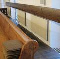 Heizkörper für Solotherm in Kirche