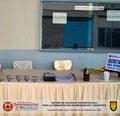 Secretaría del Evento (Información y recepción).