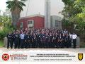 Toma General del Grupo de Participantes y del Instructor en la parte externa del Auditórium del Instituto Universitario Tecnológico de Cumaná (IUT).
