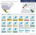 Infográfico: consumo mundial de agua embotellada