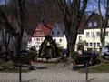 Oserbrunnen in der Ortmitte