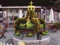 Osterbrunnen am Kurhaus