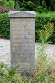 .....genauso wie die alten Grabsteine auf dem Friedhof um die Schifferkirche herum.