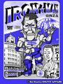 三州ツバ吉選手『銀座の鉄人』