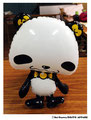 「ウェルモパンダ」アームリング(腕に取り付けられる空気人形)