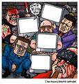 『漫画実話ナックルズ』(ミリオン出版)「暗黒フォトドキュメント」