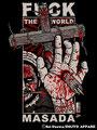 MASADA選手 『FxCK THE WORLD』