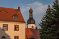 Torhaus und Auenkirche