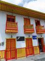 Kolumbien_Salento_Sehr touristisch