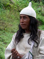 Kolumbien_Ciudad Perdida Trek - Spiritueller Führer der Kogi's2
