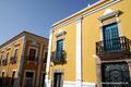 Mexiko_Yucatán Halbinsel_Campeche_Jedes Haus ist unterschiedlich