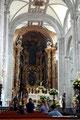 Mexiko_Mexiko-City und Umgebung_Mexiko-City_Innenansicht der Kathedrale9