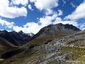Peru_Cordillera Blanca_Abschied aus der Nähe