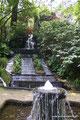 Mexiko_Mexiko-City und Umgebung_Uruapán_Wasserspiel im Park