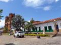 Kolumbien_Barichara_Zentraler Platz2