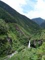 Ecuador_Baños_Wasserfall