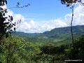 Ecuador_Mindo_Blick auf die Stadt