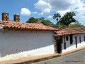 Kolumbien_Barichara_Weiße Wand