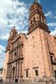 Mexiko_Hochland_Zacatecas_Kathedrale
