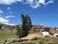 Peru_Cordillera Negra_Pallasca_Lehmziegeldorf
