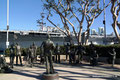 USA_Kalifornien_San Diego_USS Midway_Bronze