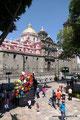 Mexiko_Zentrale Atlantikküste und Puebla_Puebla_Kathedrale12