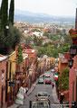 Mexiko_Hochland_San Miguel de Allende_Sehr hügelig