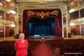 El Salvador_Santa Ana_Simone im Theater