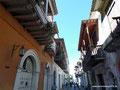 Kolumbien_Cartagena_Straße3