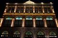 Mexiko_Hochland_Zacatecas_Theater bei Nacht
